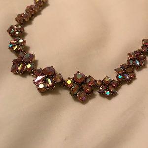 J.Crew Gold Tone Necklace Brand New! Gorgeous!!
